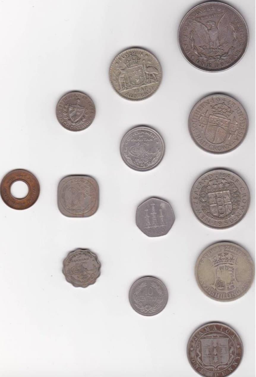 Birçok Eski Para