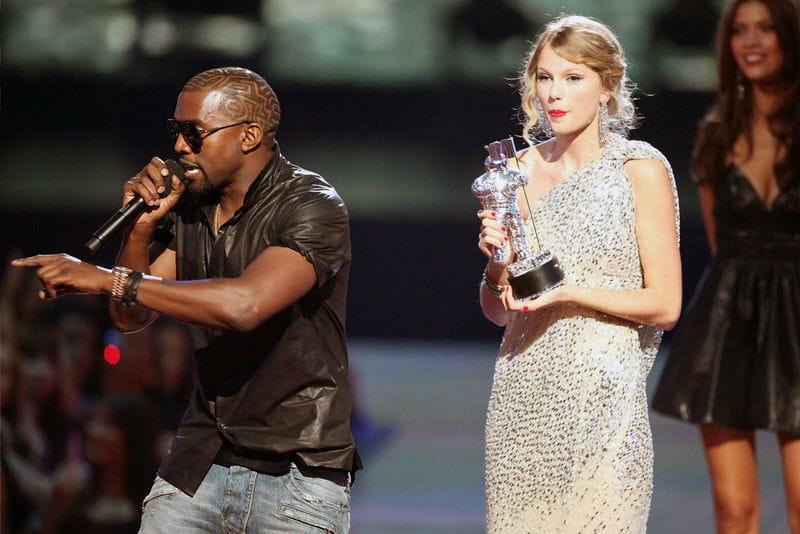Kanye West Interrupted Taylor Swift