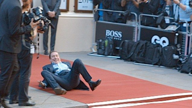 Jools Holland Flailing On The Floor