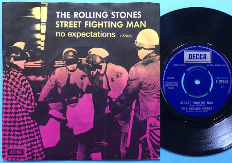 The Rolling Stones' 1968 Street Fighting Man