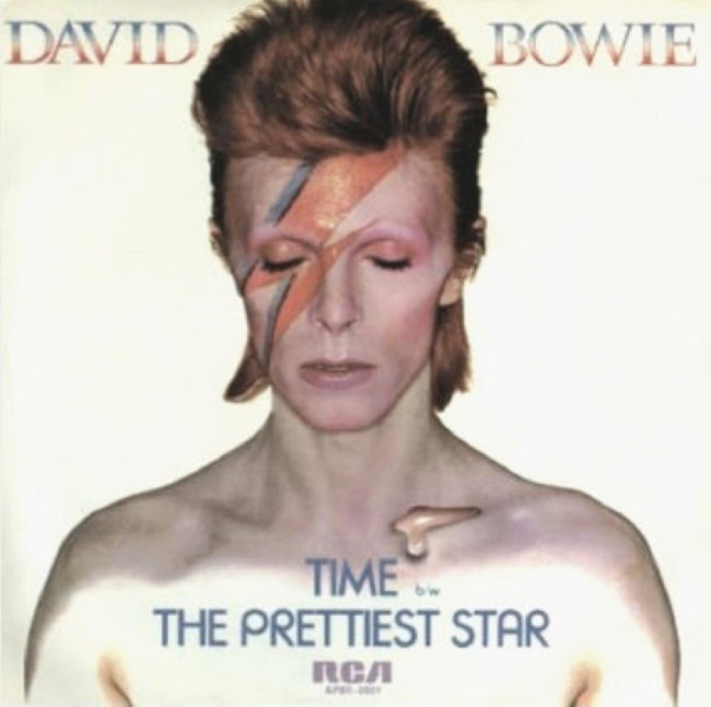 David Bowie's 1973 The Prettiest Star