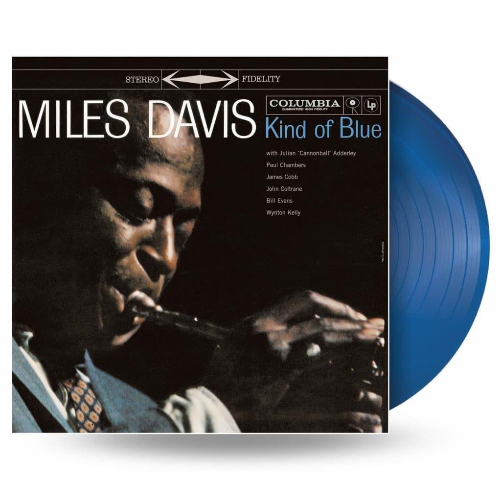 Miles Davis's 1959 Kind Of Blue