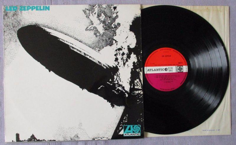 Led Zeppelin's 1969 Led Zeppelin