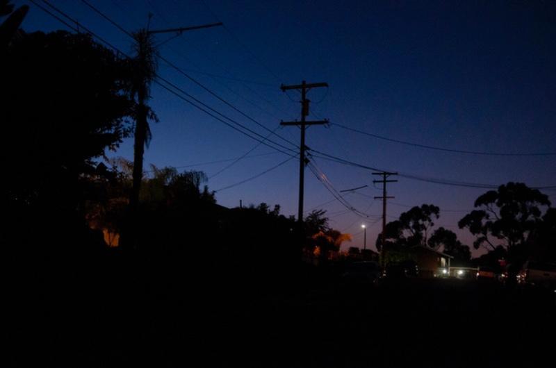 Strange Noise At Night