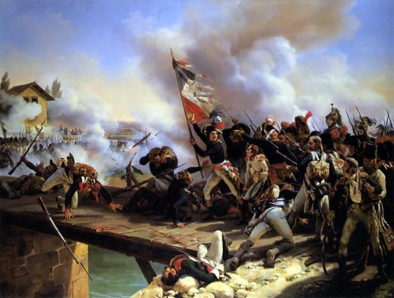 Durante la rivoluzione francese