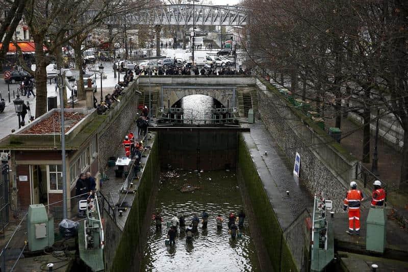 Kanal Sularının Tahliye Prosedürü