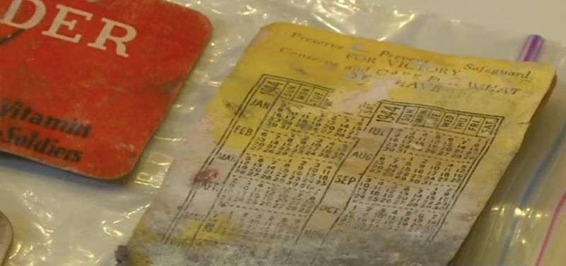 An Old Calendar