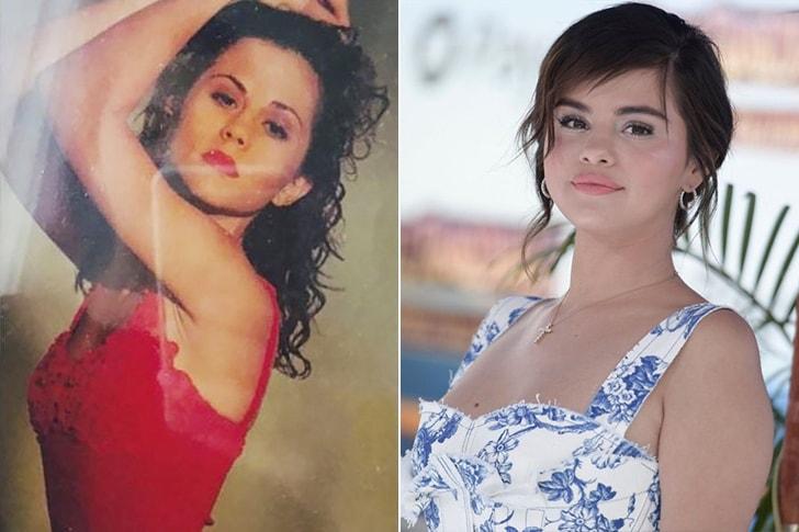 MANDY TEEFEY & SELENA GOMEZ IN THEIR 20S
