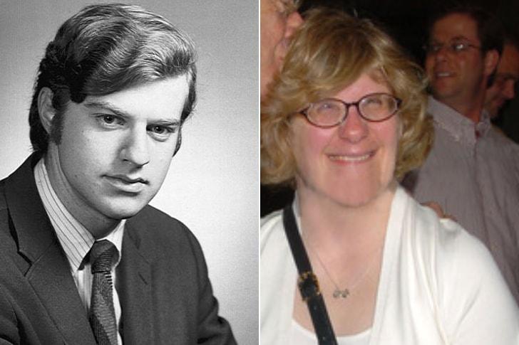 JERRY SPRINGER & KATIE SPRINGER AT AGE 30