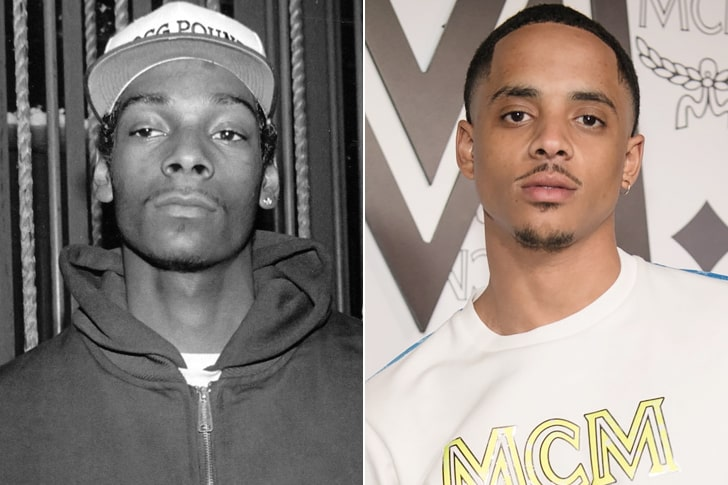 SNOOP DOGG & CORDELL BROADUS AT AGE 23