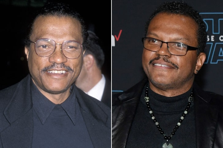 BILLY DEE WILLIAMS & COREY DEE WILLIAMS AT AGE 60
