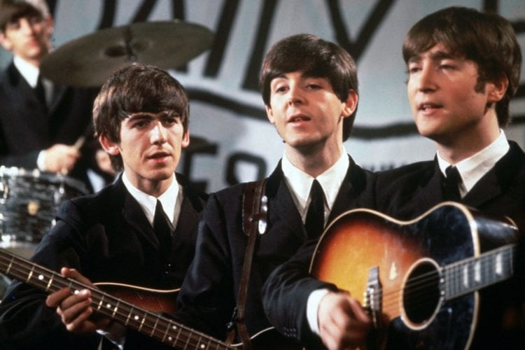 'I Want To Hold Your Hand' — The Beatles