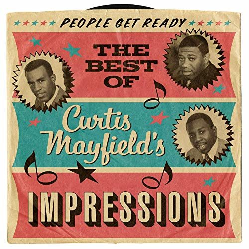 'People Get Ready' — The Impressions