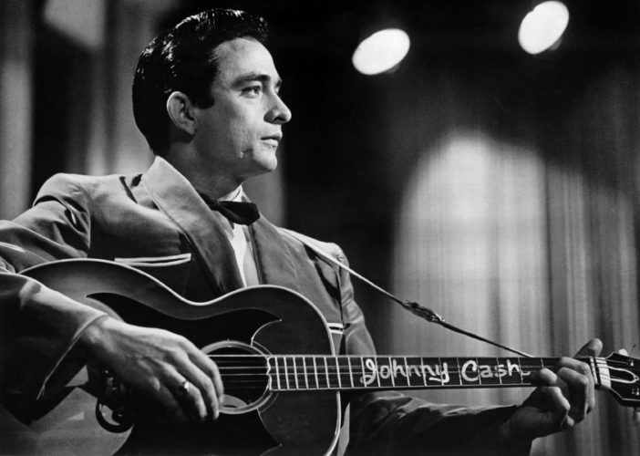 'I Walk The Line' — Johnny Cash