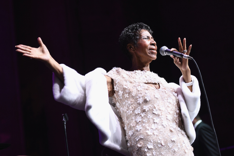 'Respect' — Aretha Franklin