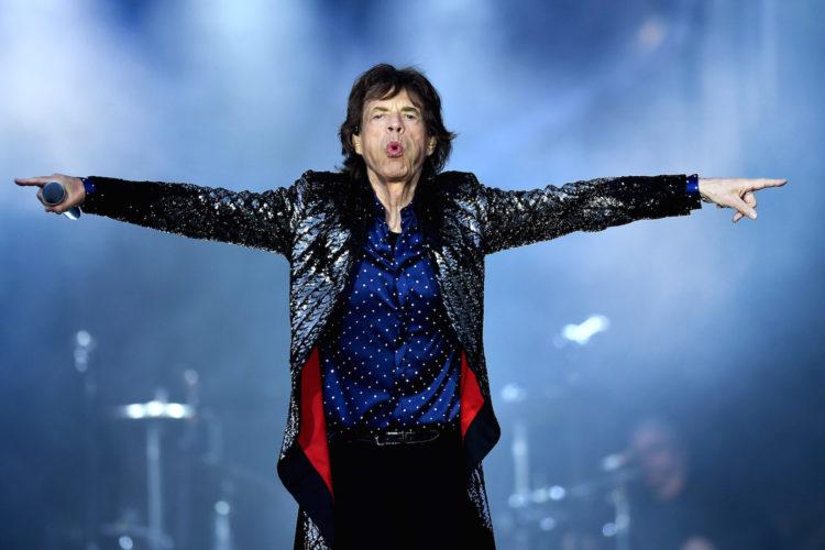 'Paint It Black' — The Rolling Stones