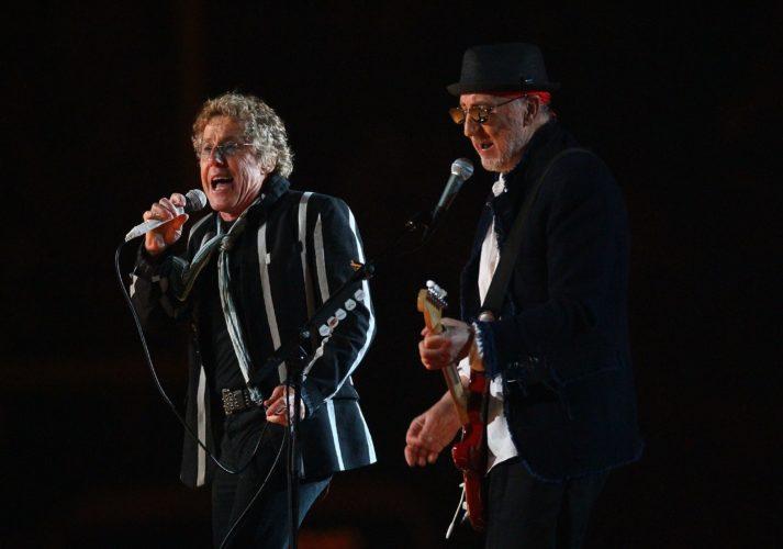 'Baba O'Riley' — The Who