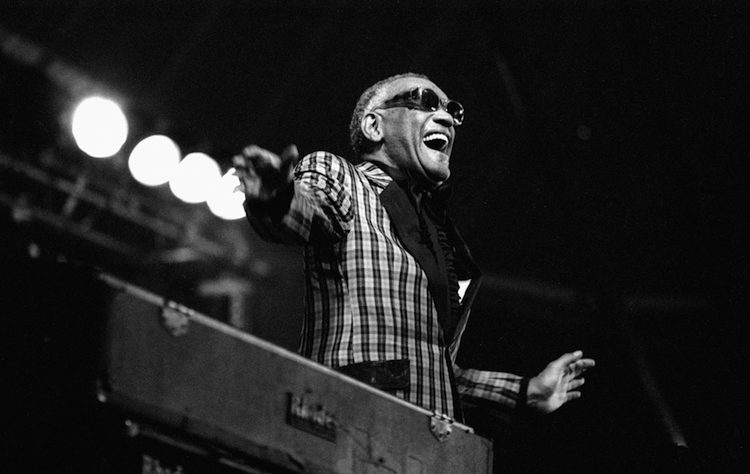 'What'd I Say' — Ray Charles