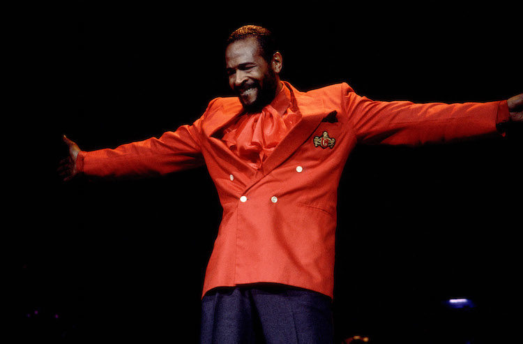 'What's Going On' — Marvin Gaye