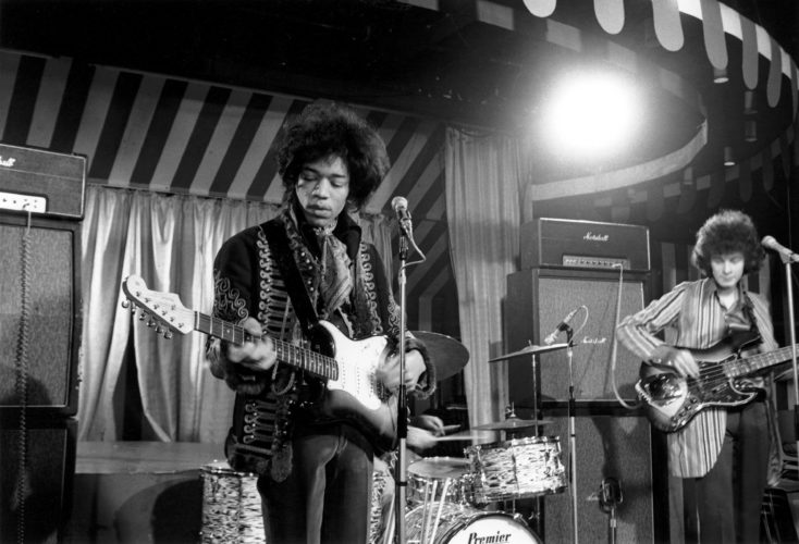 'Purple Haze' — The Jimi Hendrix Experience