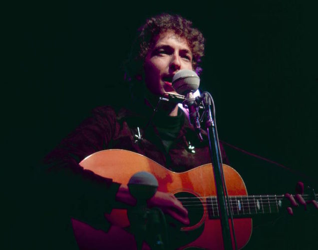 'Blowin' In The Wind' — Bob Dylan