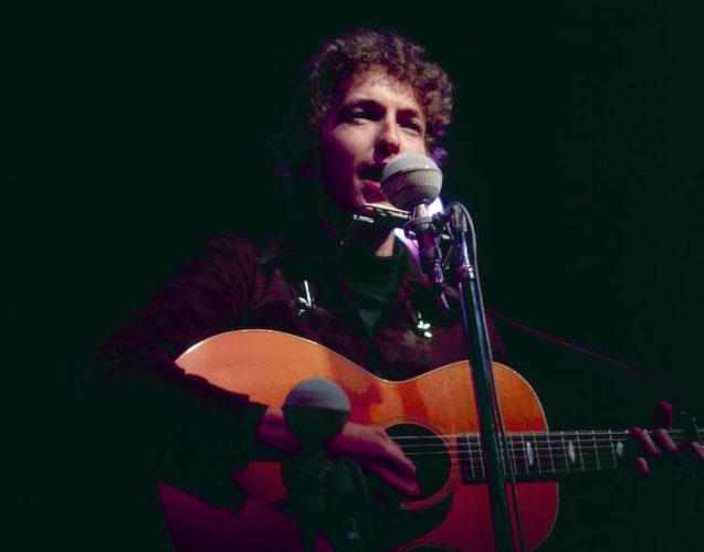 'Blowin' In The Wind' — Bob Dylan