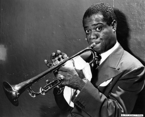 'What A Wonderful World' — Louis Armstrong