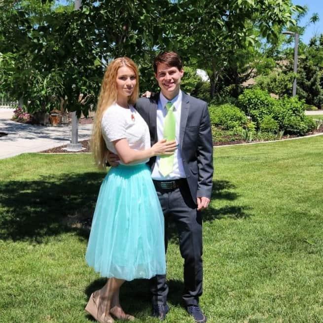 Josh And Aleksandra Strobel After