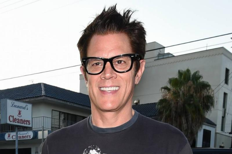 Johnny Knoxville Now