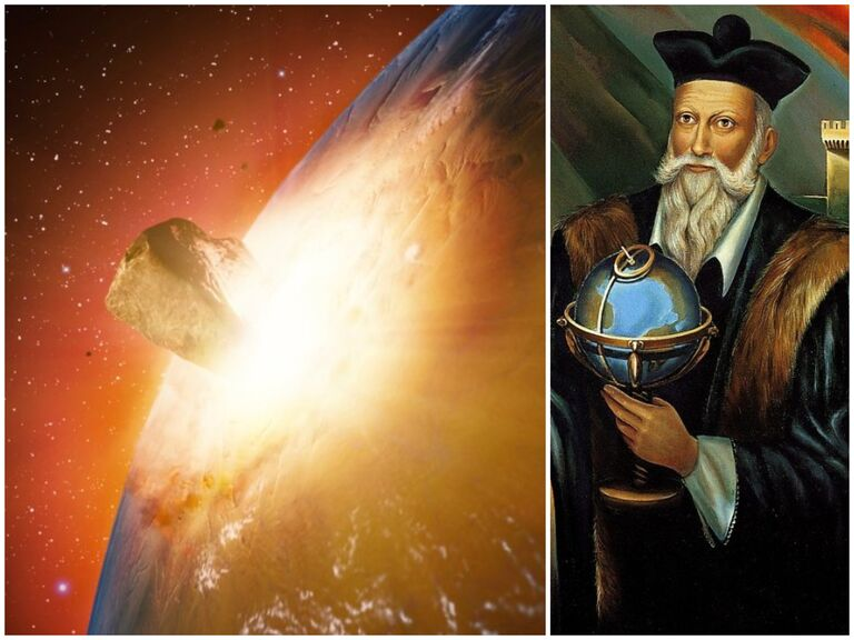 According To Nostradamus, The Future Is Not Looking Too Hot This 2021…