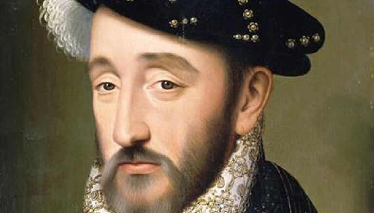King Henry II Of France