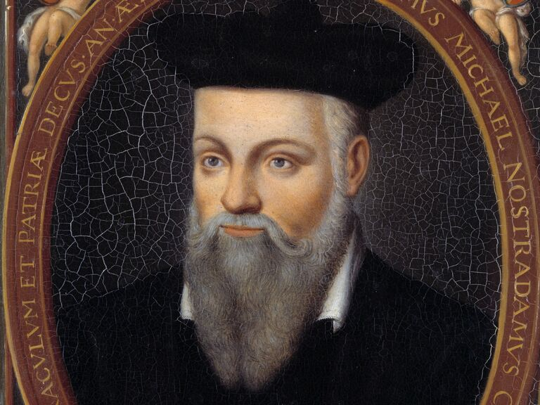 The Man Called Nostradamus