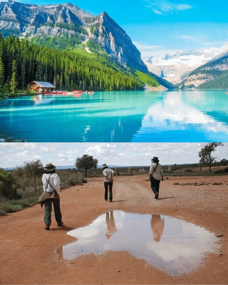 Canada's Lakes Vs. The Rest Of The World
