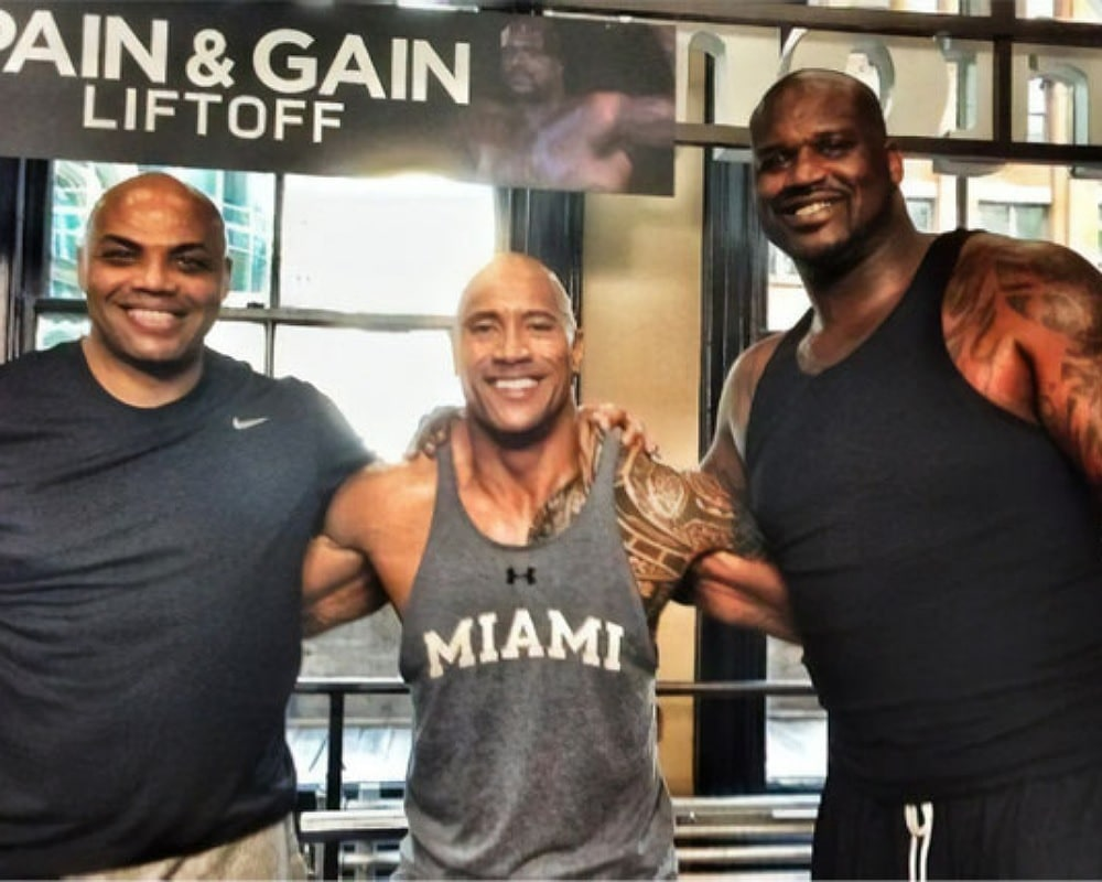 NBA Players Are Super Big