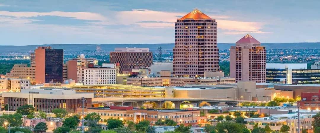 (Tie) New Mexico