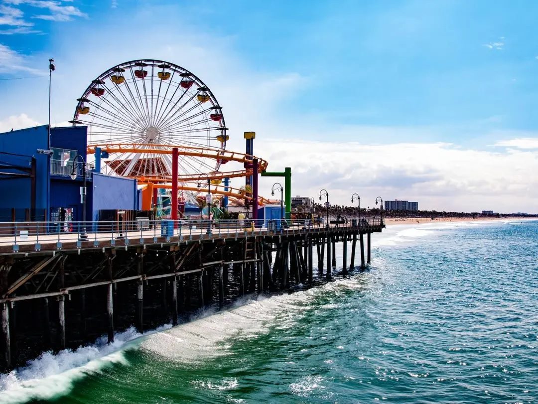 (Tie) California