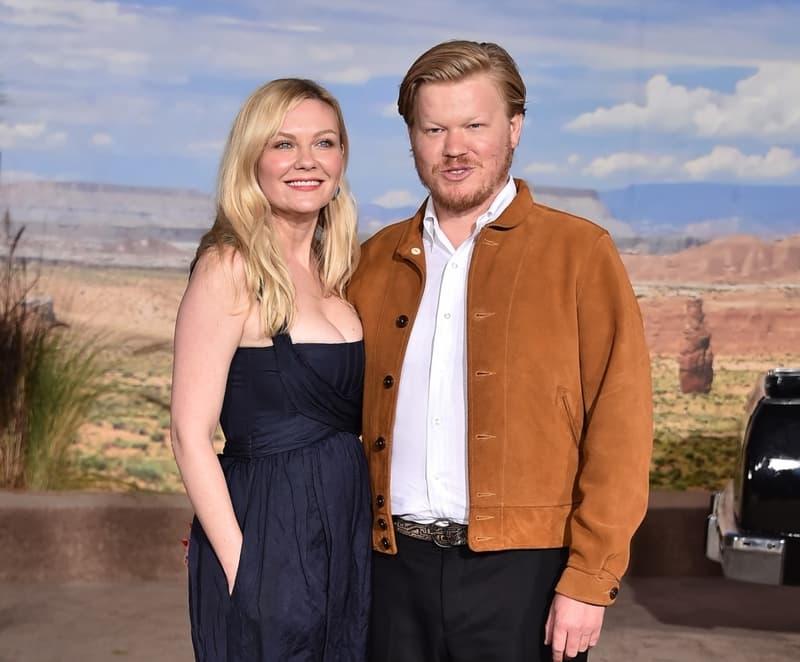 Kirsten Dunst e Jesse Plemons