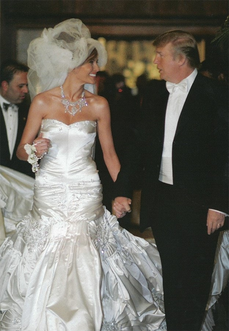 Her Second Wedding Dress