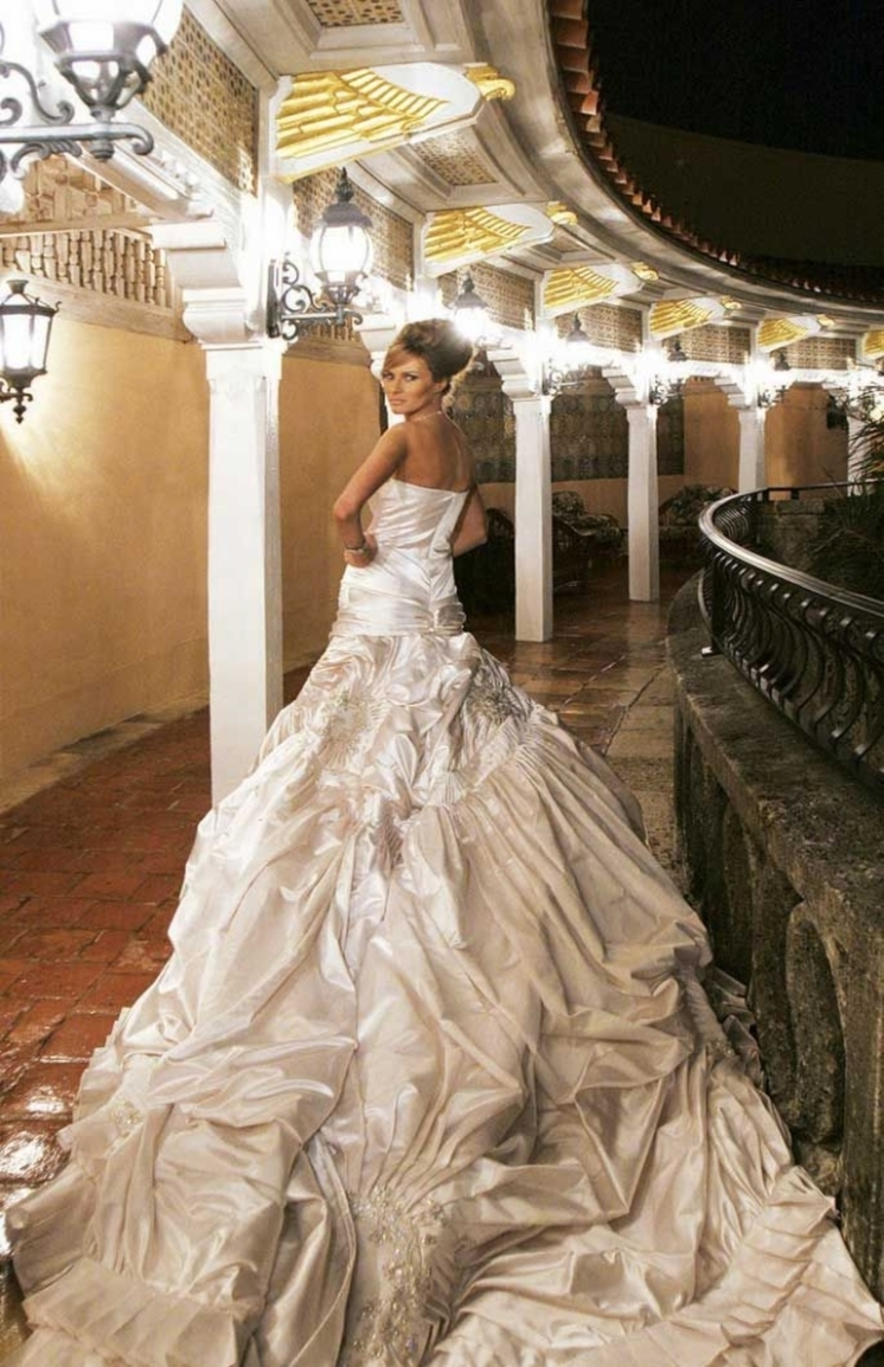 Her Amazing Dress