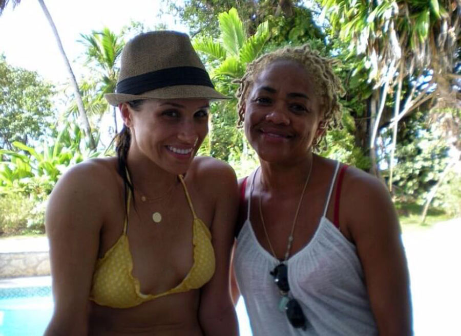 Between Meghan Markle And Her Mother