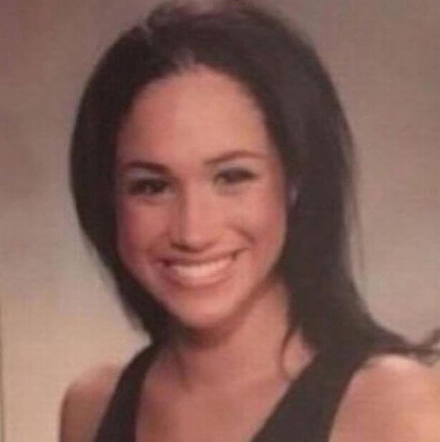 She Was A Campus Cutie In College