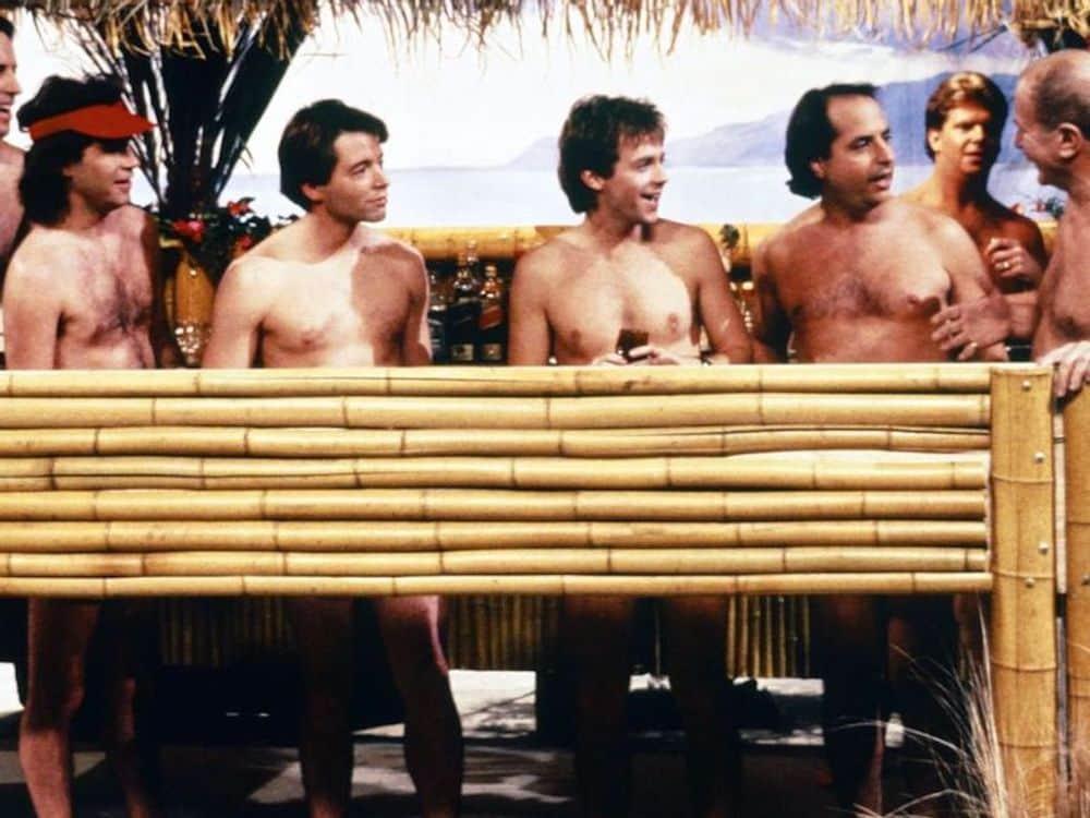Dana Carvey, Matthew Broderick, Dennis Miller, Jon Lovitz, And Kevin Nealon