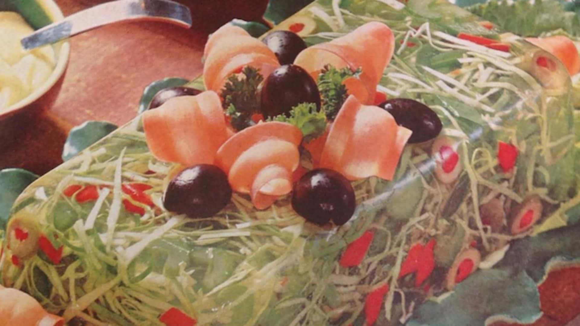 Bizarre Salads