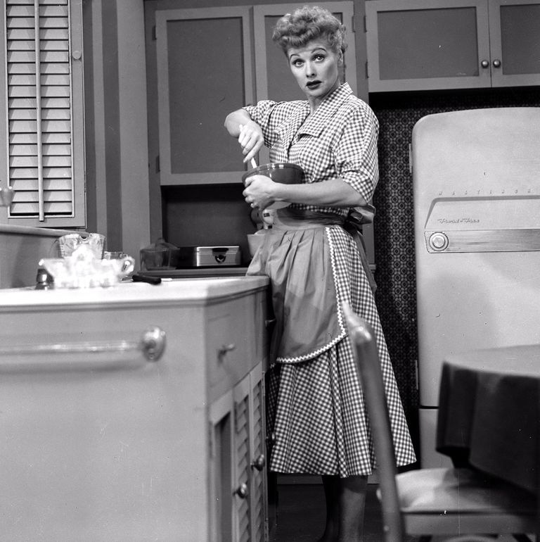 Tuning Into 'I Love Lucy'