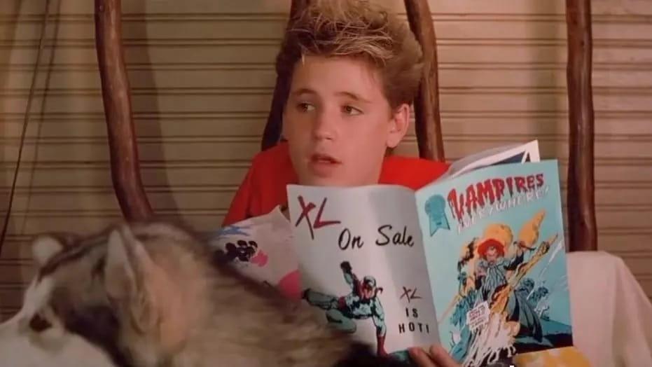 Corey Haim Played Sam Emerson