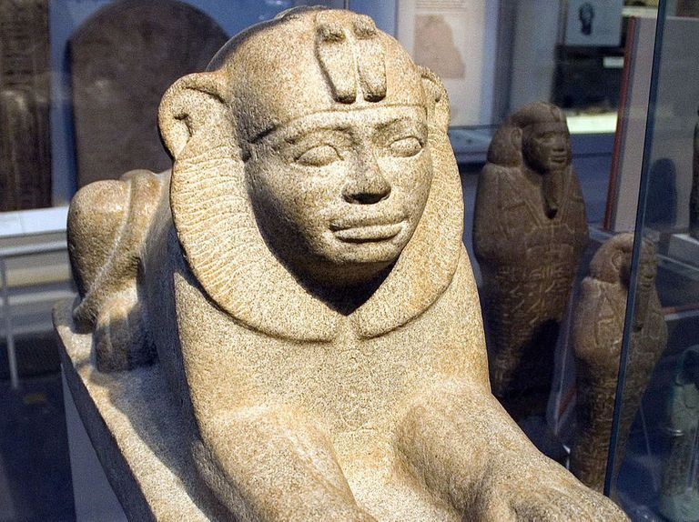 Taharqa Started The Royal Burials There