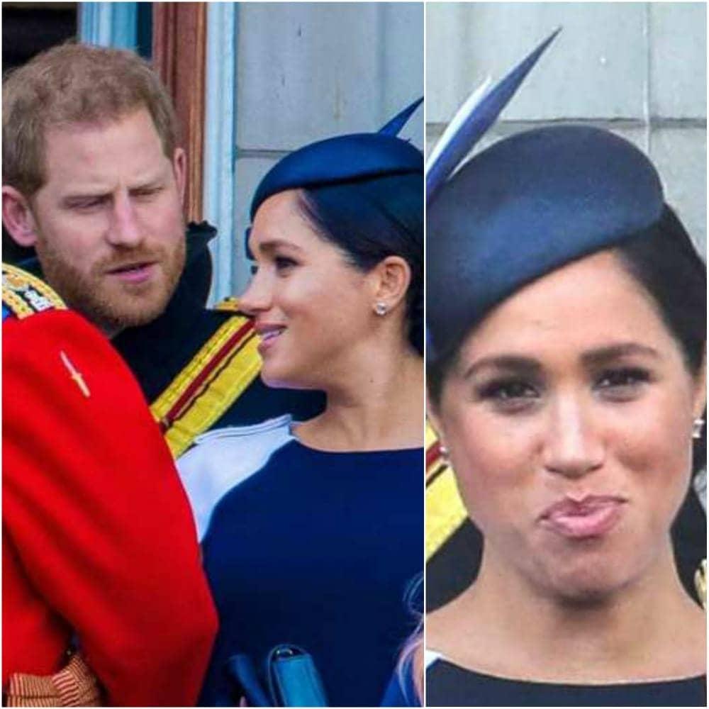 Inability To Follow Royal Protocol