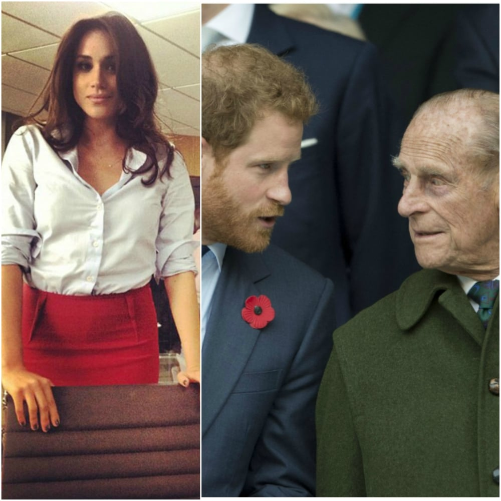 Actresses Do Not Marry Royals