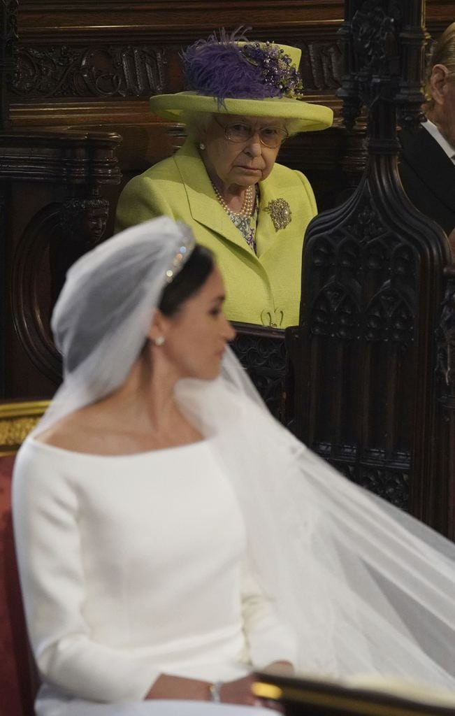 The Queen Has Put Her Foot Down