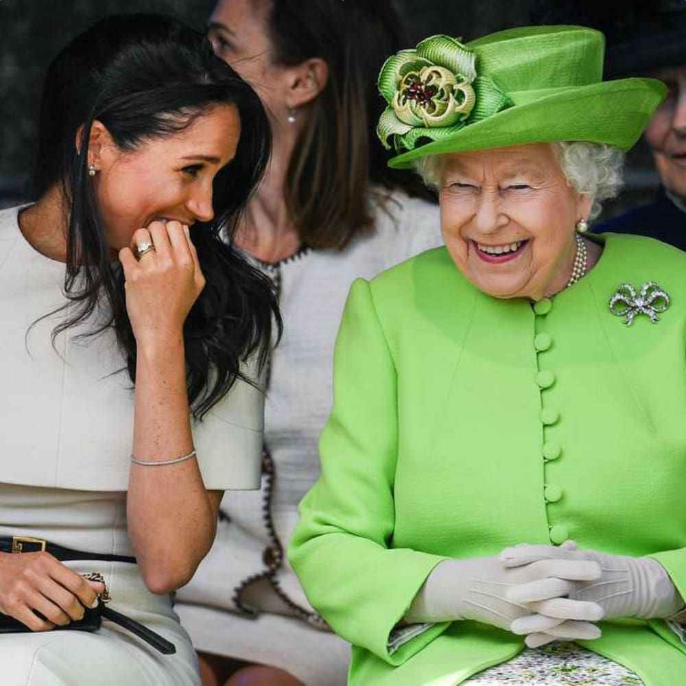 The Queen Has Bent The Rules For Meghan